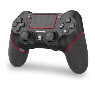 PS4 コントローラー ワイヤレス 最新バージョン対応 600mAh大容量