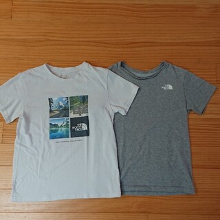 THE NORTH FACE - THE NORTH FACEノースフェイス☆男の子Tシャツ2枚セット150