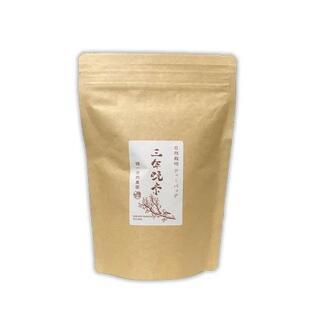 自然栽培 三年晩茶(3gX30TB)☆無肥料無農薬☆奈良県産☆ティーバッグタイプ(茶)