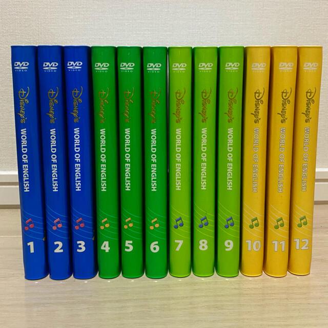 Disney(ディズニー)の2017年 DWE シングアロング DVD 12枚 エンタメ/ホビーのDVD/ブルーレイ(キッズ/ファミリー)の商品写真