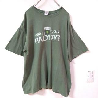 ギルタン(GILDAN)のGILDAN ギルダン ビッグサイズ  BEER ビール OLD CHICAGO(Tシャツ/カットソー(半袖/袖なし))