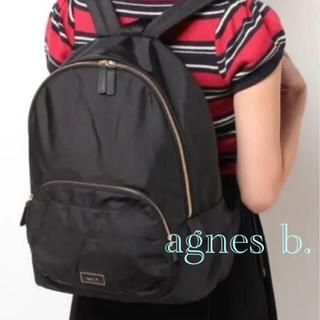 agnes b. - 【新品未使用】アニエスベー リュック 黒