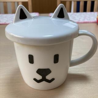 ソフトバンク(Softbank)の【非売品】ソフトバンク お父さんマグカップ(グラス/カップ)