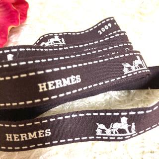 エルメス(Hermes)の❤️エルメス リボン (ハンカチ)