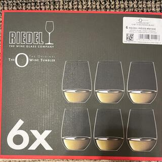 リーデル(RIEDEL)のRIEDELリーデル ワイン用タンブラー6個セット 未開封(グラス/カップ)