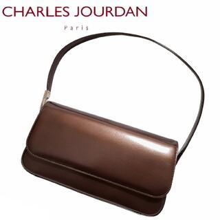 CHARLES JOURDAN - 〘新品未使用〙CHARLES JOURDAN*ワンハンドルバック