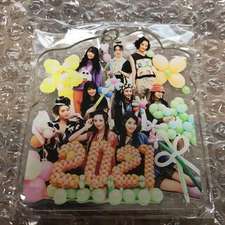 Girls2☆NYLON☆限定☆アクリルキーホルダー☆コラボ☆キーホルダー
