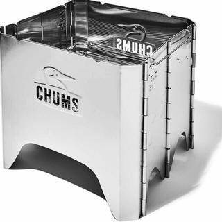 CHUMS - 未開封 チャムス フォールディング ファイヤーピット 焚き火台