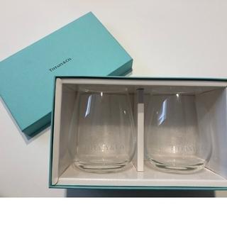 Tiffany & Co. - 【新品未使用】Tiffanyペアグラス