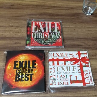 エグザイル(EXILE)のEXILE CD single&アルバム まとめ売り(ポップス/ロック(邦楽))