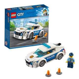 レゴ シティ ポリスパトロールカー(知育玩具)