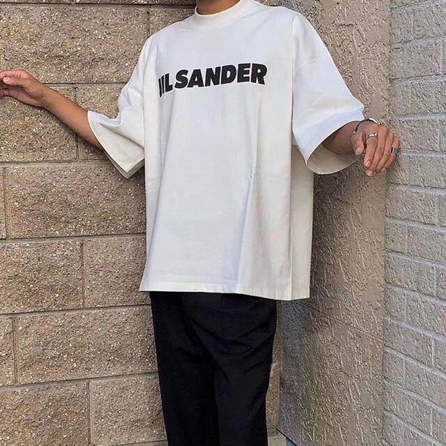 Jil Sander(ジルサンダー)のジルサンダー Tシャツ 新品 レディースのトップス(Tシャツ(半袖/袖なし))の商品写真