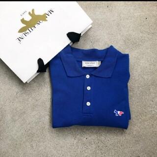 メゾンキツネ(MAISON KITSUNE')のmaisonkitsune ポロシャツ(ポロシャツ)