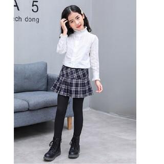 【新品】 スカッツ スカート パンツ ズボン チェック 110 120 (パンツ/スパッツ)