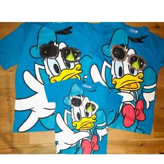 Disney - ドナルド 親子お揃い Tシャツ