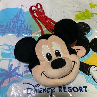 ディズニー(Disney)のミッキーマウスパスケース(キャラクターグッズ)