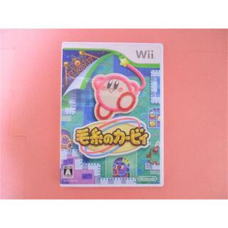 Wii - Wii 毛糸のカービィ