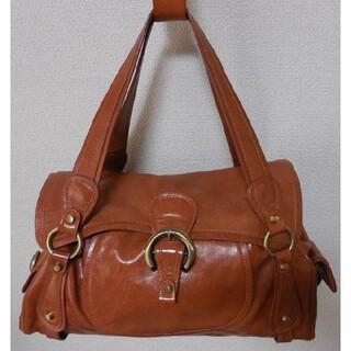 Balenciaga - BALENCIAGA ショルダーバッグ ブラウン系 保存袋付き