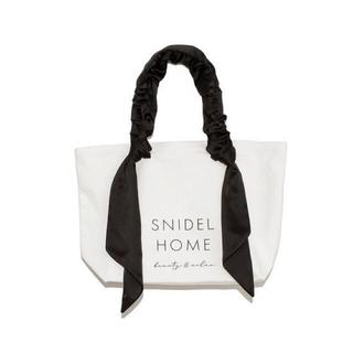 snidel - SNIDEL HOME オーガニックキャンバスバッグ BIG