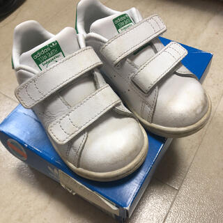 アディダス(adidas)のadidas♡キッズ♡スタンスミス♡13cm(スニーカー)