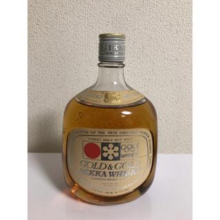 ニッカウイスキー(ニッカウヰスキー)の★特級★ニッカウイスキー 札幌オリンピック'72 記念ボトル 760ml(ウイスキー)
