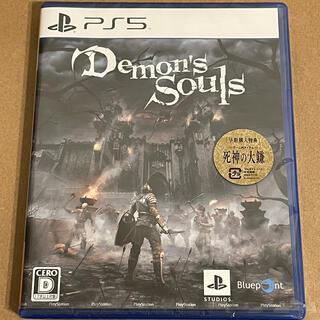 PlayStation - Demon's Souls PS5 新品未開封品