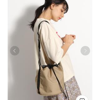 niko and... - 美品!ニコアンドCORDURA コーデュラ ミニ巾着ショルダーバッグ