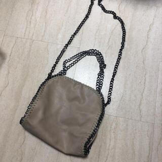 GRL - GRL購入♡チェーンショルダーバッグ♡グレージュ