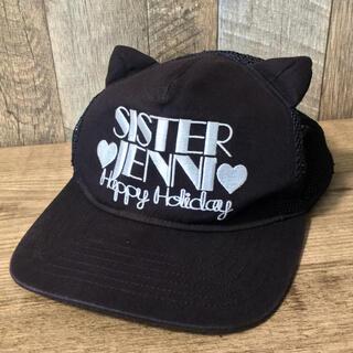 ジェニィ(JENNI)のJENNI ネコ耳キャップ(帽子)