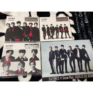 Johnny's - SixTONES Imitation Rain CD
