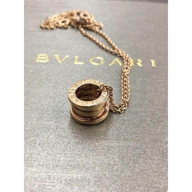 BVLGARI(ブルガリ)のBVLGARI ブルガリ ネックレス レディースのアクセサリー(ネックレス)の商品写真