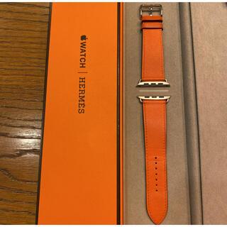 Hermes - Apple Watch エルメス シンプルトゥール レザー