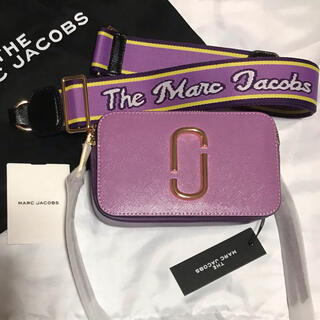MARC JACOBS - 新色!値引き可!マークジェイコブス スナップショット、バイオレット