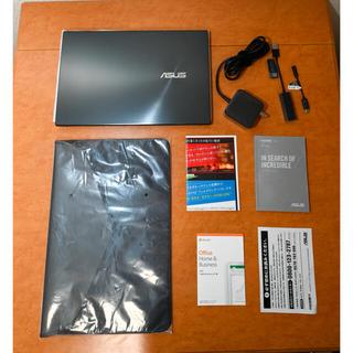 ASUS - ASUS ZenBook 14 パイングレー UM425IA-AM016TS