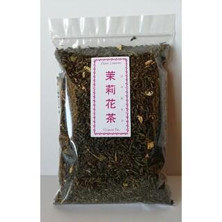 茉莉花茶100g  2級茶葉 ジャスミン茶(茶)