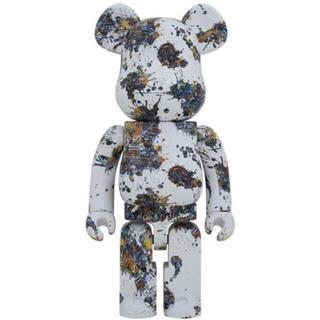 メディコムトイ(MEDICOM TOY)のBearbrick Jackson Pollock Studio 1000%(その他)