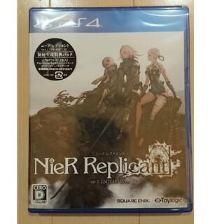 PlayStation4 - ニーアレプリカント PS4