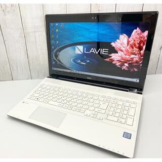 NEC - 最高性能 NEC ノートPC Core i7 SSD1TB メモリ16GB