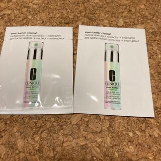 クリニーク(CLINIQUE)のクリニーク 美容液サンプル(美容液)