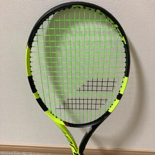 バボラ(Babolat)のテニスラケット バボラ ピュアアエロツアー G2(ラケット)