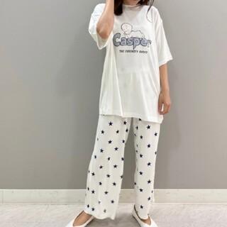gelato pique - 完売品ジェラートピケ♡【CASPER】ワンポイントTシャツ&ロングパンツ