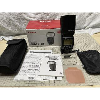 キヤノン(Canon)のCanon ストロボ SPEEDLITE 600EX-RT(ストロボ/照明)