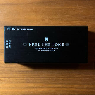FREE THE TONE PT-3D DC POWER SUPPLY(シールド/ケーブル)