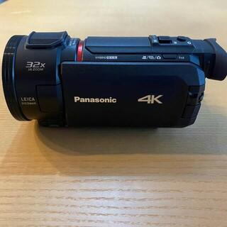 パナソニック(Panasonic)のパナソニック 4Kビデオカメラ HC-WZXF1M(ビデオカメラ)