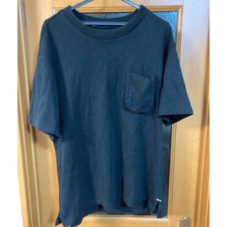 ルイヴィトン(LOUIS VUITTON)の早い物勝ち ルイヴィトン 総柄 ブラックTシャツ XL(Tシャツ/カットソー(半袖/袖なし))