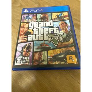 PlayStation4 - Grand Theft Auto V(グランド・セフト・オートV)PS4ソフト