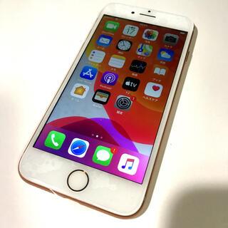 iPhone - ほぼ新品 SIMフリー SIMフリー iphone8 256GB ゴールド