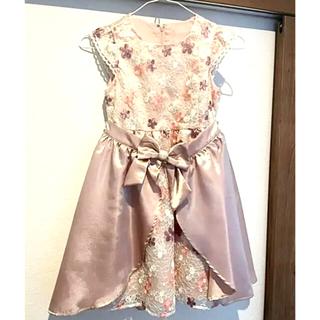 エニィファム(anyFAM)のany fam ドレス ワンピース 130cm(ワンピース)
