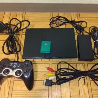 プレイステーション2(PlayStation2)のPS2 ソフト セット メモリーカード付き(家庭用ゲーム機本体)