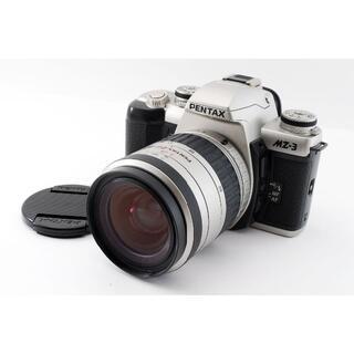 ペンタックス(PENTAX)の【美品】ペンタックス PENTAX MZ-3 28-80mm レンズキット(フィルムカメラ)